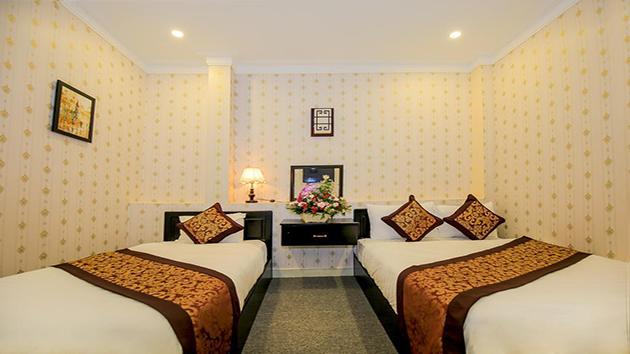 Các Loại Phòng Tại Khách Sạn White Pearl