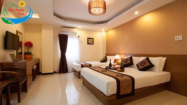 Khách sạn 1 sao gần chợ Đà Lạt
