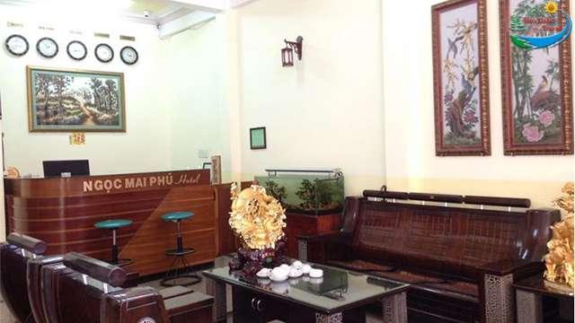 Khách sạn Ngọc Mai Phú