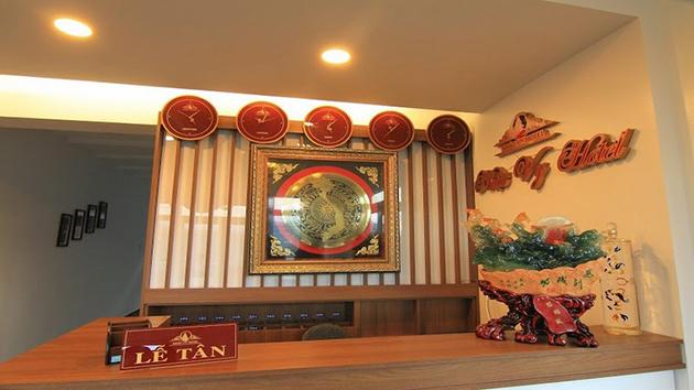Số Diednj Thoại Khách Sạn Nhật Vy