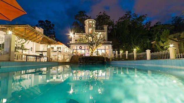 Babylon Dalat Villa - Biệt thư có view đẹp nhất tại Đà Lạt
