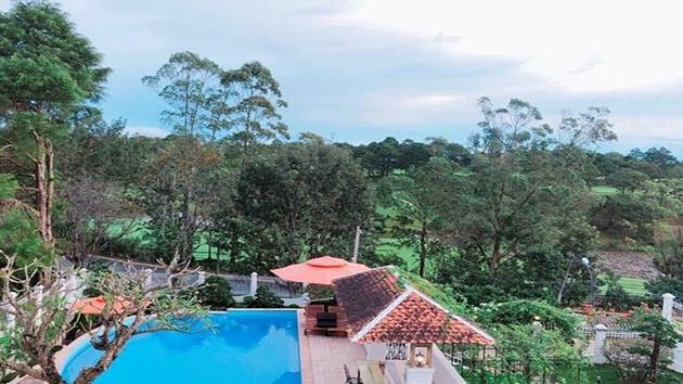 Babylon Dalat Villa