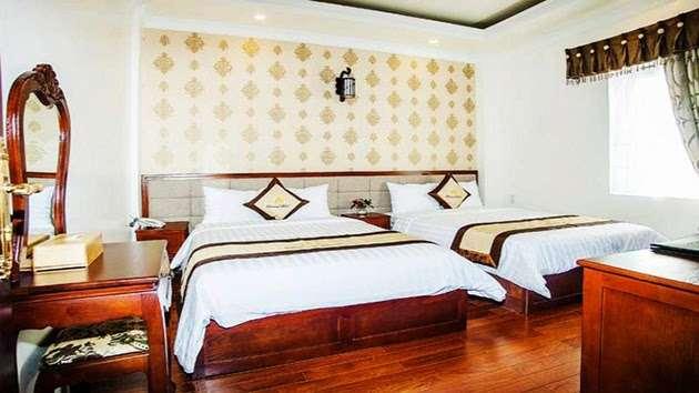 Các loại phòng tại khách sạn Diamond