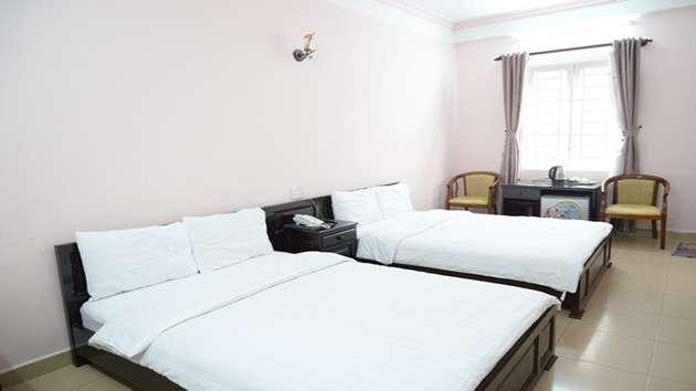 Các loại phòng tại khách sạn Ngọc Mai Phú