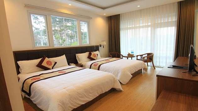 Các loại phòng tại khách sạn Nhật Vy