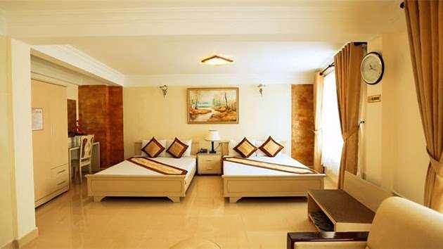 Các loại phòng tại khách sạn Tulip 1