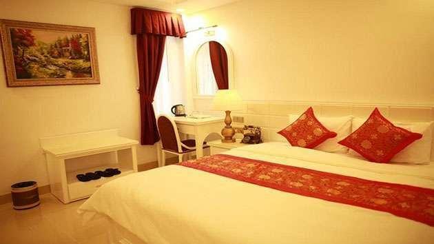 Các loại phòng tại khách sạn Tulip 3