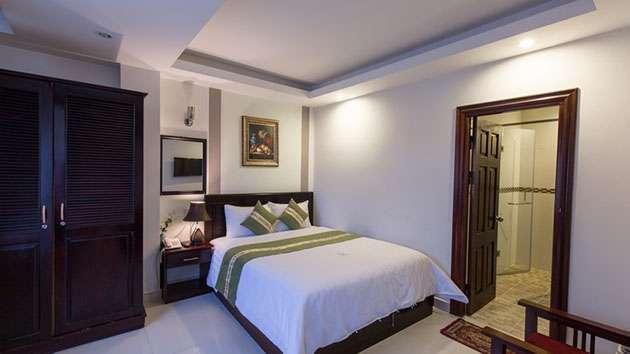 Các loại phòng tại khách sạn Victory