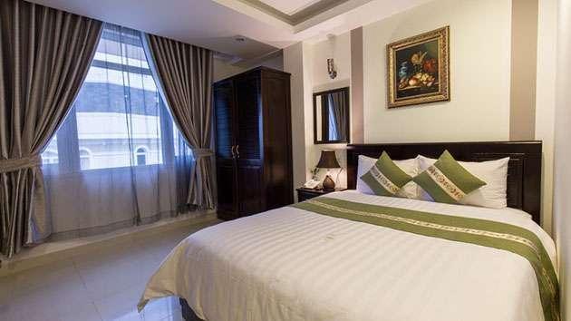Đặt phòng khách sạn Victory