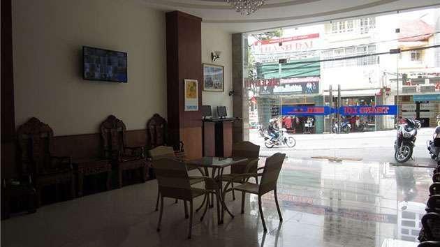 Địa chỉ khách sạn Thắng Lợi 2