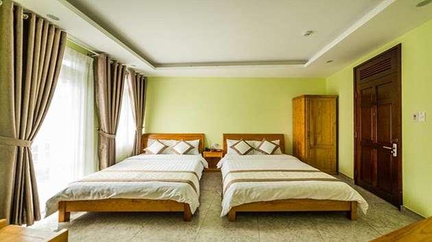 Địa chỉ khách sạn Trung Nhân