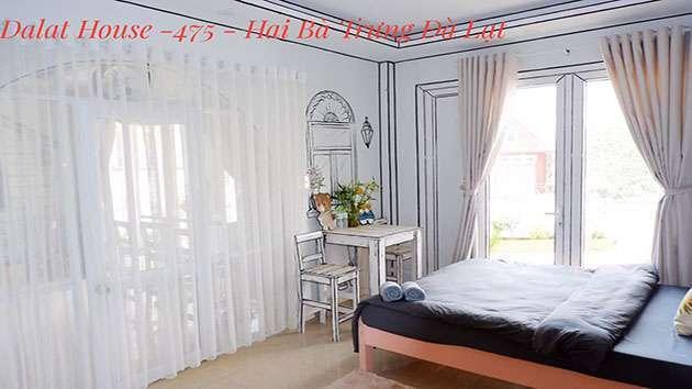 Giá phòng homestay Dalat House