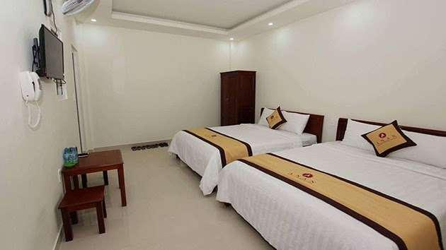 Giá phòng khách sạn An An
