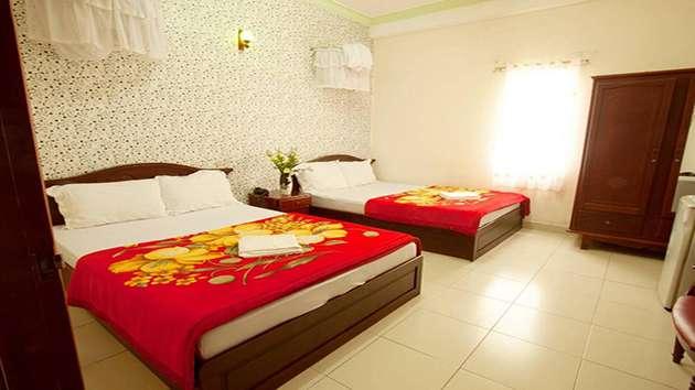 Giá phòng khách sạn Hải Uyên