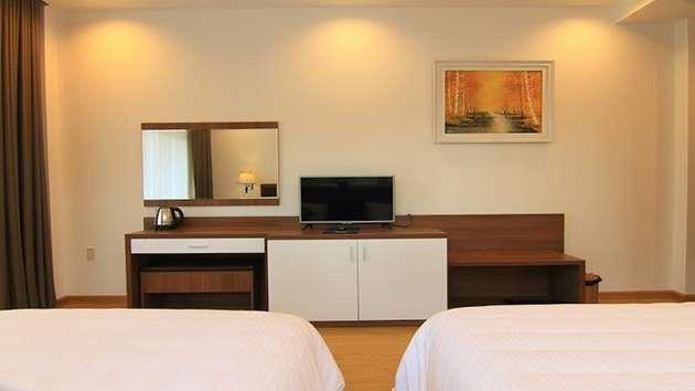 Giá phòng khách sạn Nhật Vy