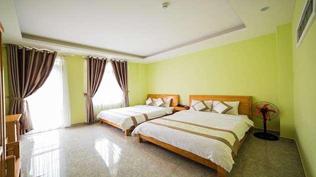 Giá phòng khách sạn Trung Nhân