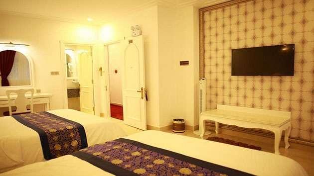 Giá phòng khách sạn Tulip 3