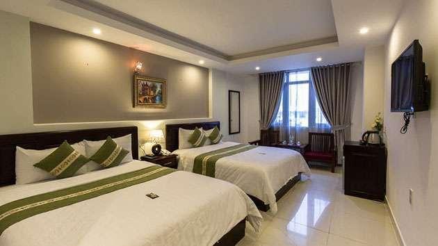 Giá phòng khách sạn Victory