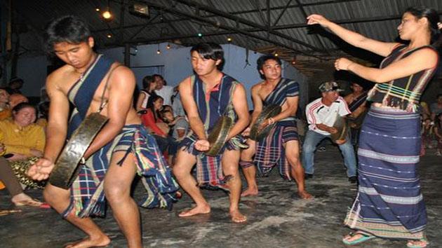 Giao lưu các dân tộc ở Đà Lạt