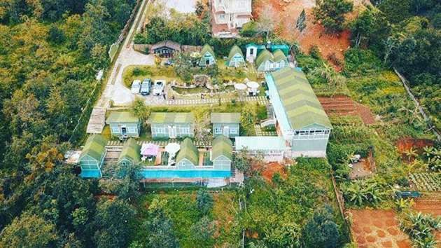 GreenLand khu nghỉ dưỡng số 1 tại Đà Lạt