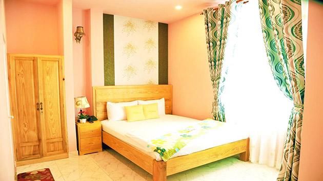 Khách sạn Đà Lạt Hoa - Địa điểm lưu trú yêu thích của các cặp đôi