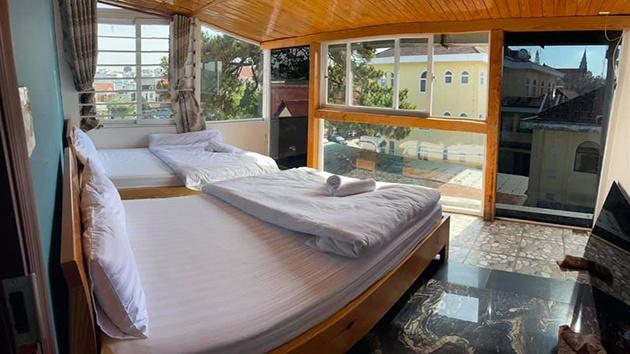 Khách sạn Gia Khang - Khách sạn mới được xây dựng tại Đà Lạt