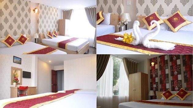 Khách sạn Hằng Nga - View hồ Xuân Hương thơ mộng