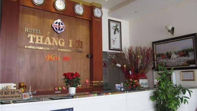 Khách sạn Thắng Lợi 2