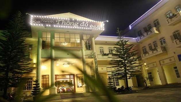 Khách sạn Thông Đỏ Đà Lạt