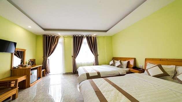 Khách sạn Trung Nhân giá rẻ