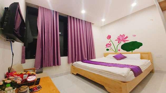 Không gian lung linh tại Binly Hotel Đà Lạt