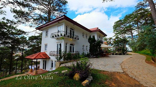 Le Olive Villa Đà Lạt