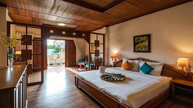 Monet Garden Villa Đà Lạt - Biệt thự sang trọng đẳng cấp 4 sao
