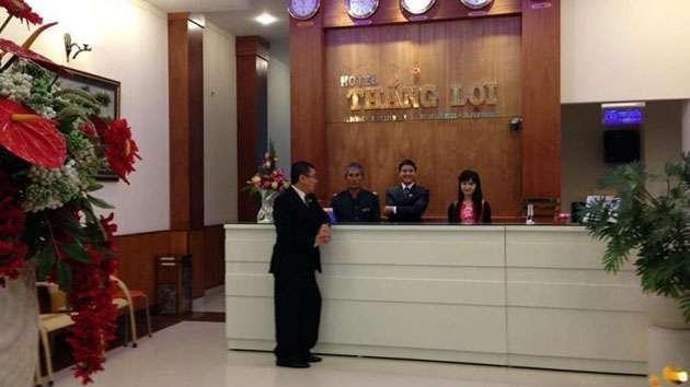 Số điện thoại khách sạn Thắng Lợi 2