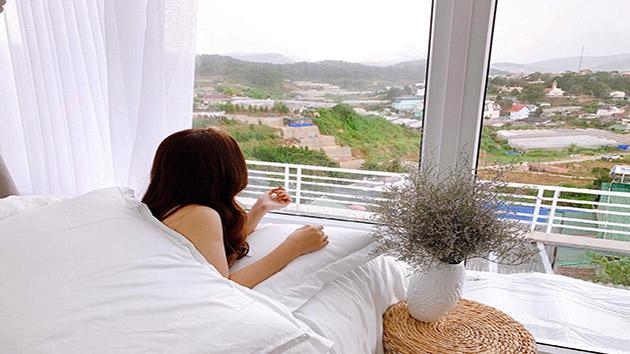 The Sunny Balcony Homestay Đà Lạt