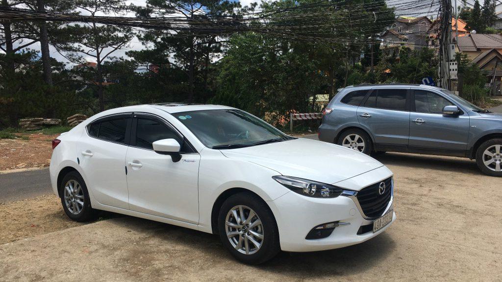 Thuê xe ô tô du lịch ở Đà Lạt