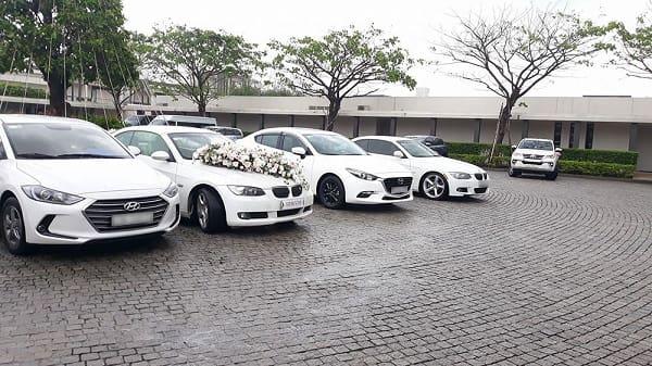 Thuê xe ô tô tại Đà Lạt