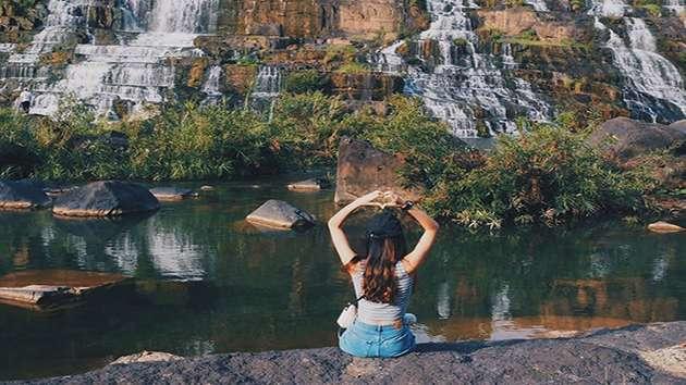 Tour tham quan tam thác tại Đà Lạt