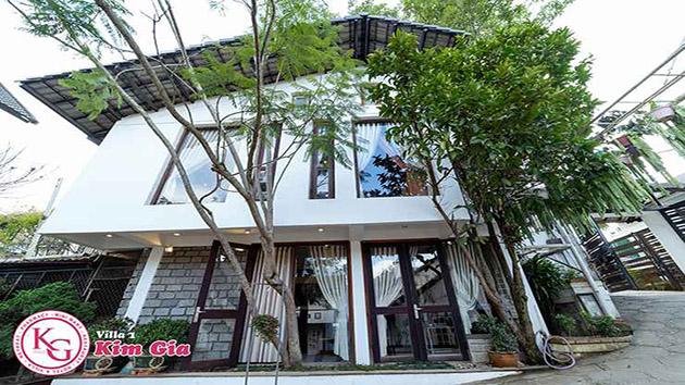 Villa Kim Gia - Mang đậm phong cách biệt thự Pháp cổ ngay tại trung tâm