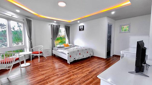 Villa Nam Hồ - Biệt thự view tuyệt đẹp tại Đà Lạt