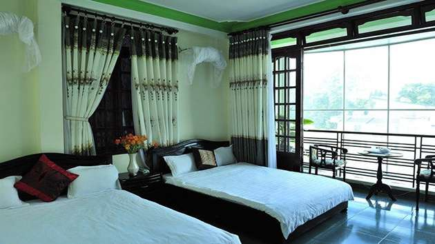 Các loại phòng tại khách sạn 128