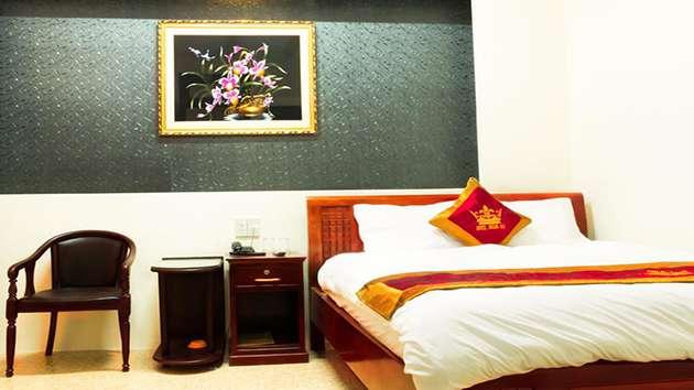 Các loại phòng tại khách sạn Hoàng Gia