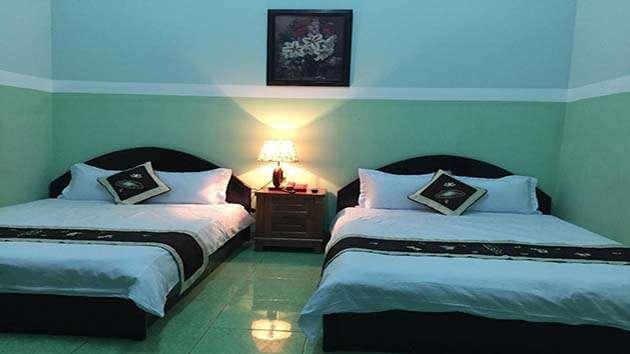 Các loại phòng tại khách sạn Ladophar