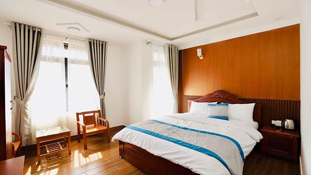 Các loại phòng tại Villa Nguyễn Trịnh