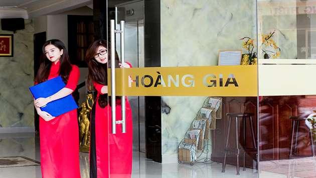 Địa chỉ khách sạn Hoàng Gia