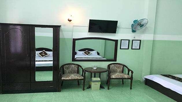 Địa chỉ khách sạn Ladophar
