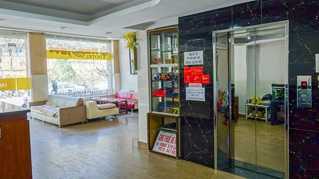 Địa chỉ khách sạn Nam Ngọc