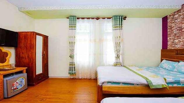 Giá phòng khách sạn Đà Lạt Hoa