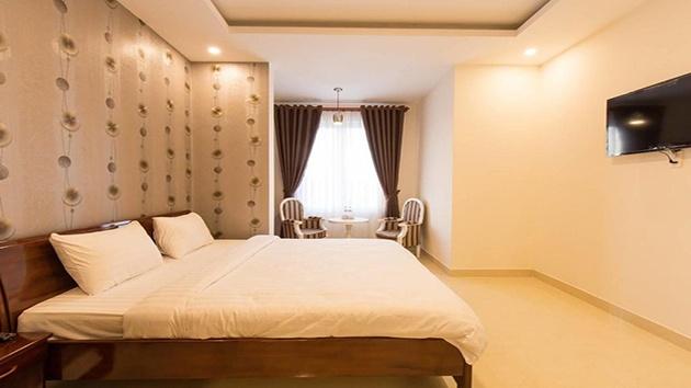 Giá phòng khách sạn Đà Lạt mới xây