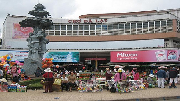 Giới thiệu chợ Đà Lạt